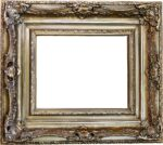 picture frame, frame, stucco frame